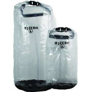 Seattle Sports H2Zero Opti Dry Value Bag, Pack of 2 (Clear