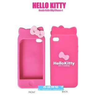 Apple iPhone 4 Case Silikon Schutz Hülle Handy Zubehör Tasche CA370