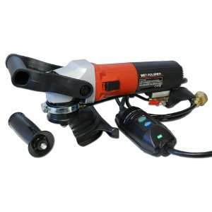 Variable Speed Electric Wet/Dry Stone Polisher: Home Improvement