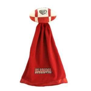 Alabama Crimson Tide Plush NCAA Football with Attached