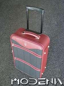 Leder Stoff Koffer Trolli Bag Case Suitcase Maserati 4200 Coupe 3200GT