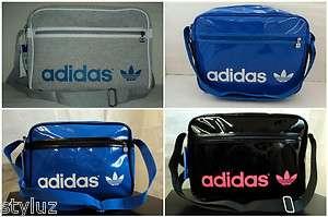 Adidas Tasche Adicolor AIRLINE BAG 4 Farben V86340 V87822 V86338