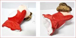 description size about 7 color red material high quality soft plush