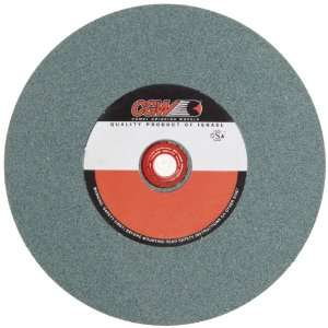 CGW 38515 7 Type 1 Bench Wheel Green Silicon Carbide 100 Grit