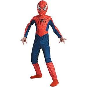 The Amazing Spider Man Classic Child Costume Size 7 8 Disguise 6619K