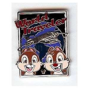 Chip & Dale Post Card Pins Same Upc Code (Pick One) Toys & Games