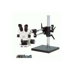 Prolite® Binocular Microscope System with LED Ring Light Camera