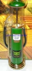 JOHN DEERE 1920S STYLE GAS PUMP DIECAST METAL RARE!!!