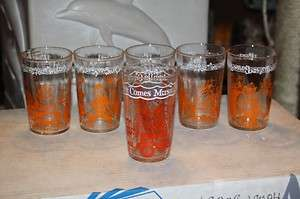 LOT 1953 Howdy Doody Welches Jelly Promotional Drinking Glass Glasses