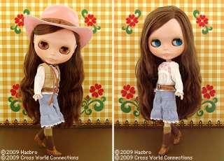 12 TAKARA Neo Blythe Doll Cowgirl Shop Limited NRFB