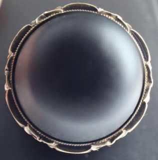 Art Deco Dogwood Blossom 14K Yellow Gold 11pt Diamond Engagement Ring