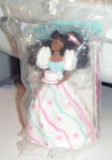 1992 BLACK BIRTHDAY PARTY BARBIE Doll McDonalds MIP