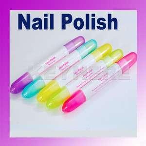Nail Art Polish Corrector Remover Pen With 15 Tips