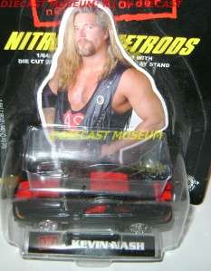 1997 97 FORD MUSTANG COBRA KEVIN NASH NWO RC DIECAST