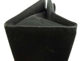 AUTH KATE SPADE Black Nylon Shoulder Handbag