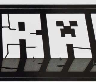 Aufkleber Sticker Minecraft Logo Schriftzug Bumper Decal Tuning Mine