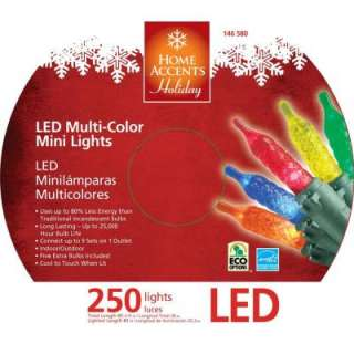 250 Light LED Multi Color M5 Light Set 5554284