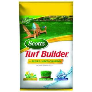 Scotts Turf Builder 15.97 lb. Fertilizer with Plus 2 Weed Control