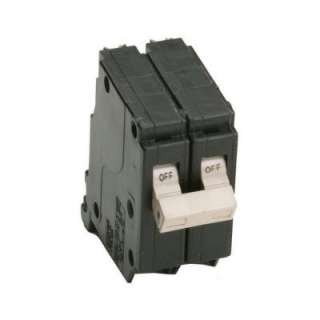 Eaton Cutler Hammer 15 Amp 1 1/2 In. Double Pole Type CH Circuit