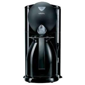 krups type 197 aroma control coffee maker with thermal. Black Bedroom Furniture Sets. Home Design Ideas