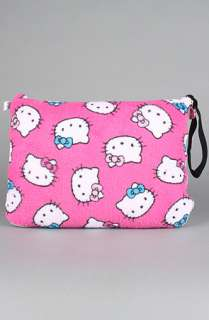 Hello Kitty Intimates The Hello Kitty Travel Sleep Kit in Pink
