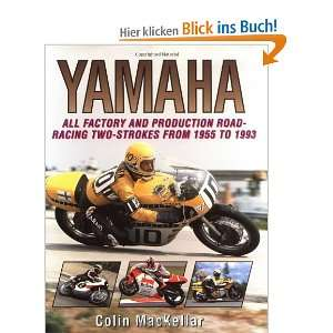 Yamaha Racing Motorcycles Factory and Production Road Racing Two