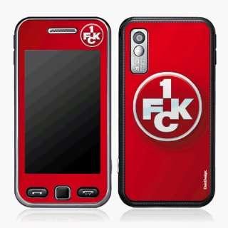 Design Skins f?r Samsung S5230   1.FCK Logo Design