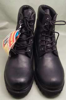 Smiths NWT NEW TAGS Black 42 9 Mens Paratrooper Combat Boots