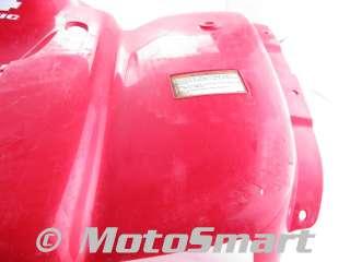01 04 Honda Foreman Rubicon TRX500FA Front Fender Panel   61100 HN2B
