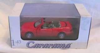 Mercedes Benz CLK 320 Cabriolet Cararama Classic Collections Diecast 1