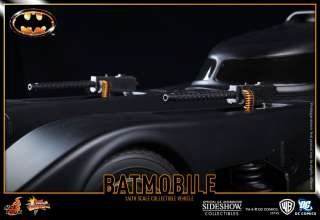 BATMOBILE 1989 VERSION HOT TOYS FIGURE SIDESHOW STATUE BOWEN BATMAN