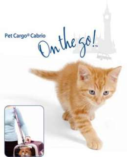 Pet Cargo Cabrio Cat Carrier or Dog Cage Crate   50780