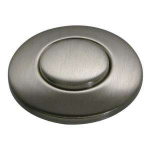 SinkTop Switch Button   Satin Nickel STC SN