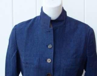 Ralph Lauren womens blazer jacket linen 6 nwt $998
