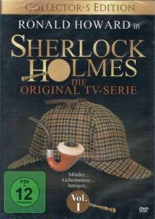 Sherlock Holmes   Die original TV Serie (NEU&OVP) Vol.1