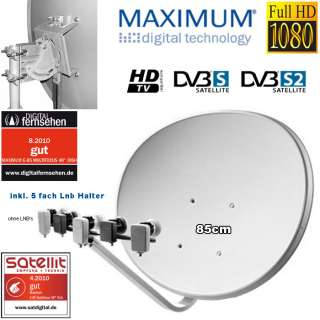 Multifocus Original Antenne Türksat Sat Spiegel 85cm E 85 T 85 E85
