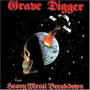Heavy Metal Breakdown Grave Digger  Musik