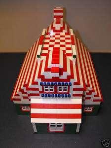 Lego Custom Santa House Home For Christmas Got To See