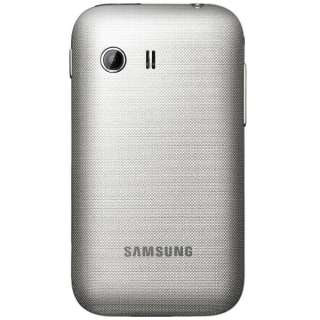 Samsung Handy S5360 Galaxy Y Metallic Grey S 5360 SMARTPHONE