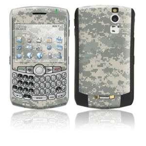 Blackberry Curve 8350i Skin Cover Case Decal Acu Camo