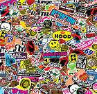 JDM sticker bombing sheet 300x300mm sticker bomb Artikel im oilcan