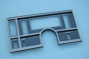 Instrument Dash Cluster Gauges Gauge Panel Trim Bezel Cover Surround
