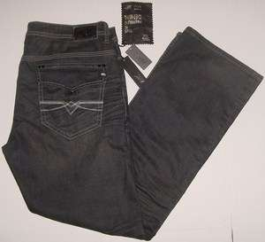 BUFFALO DAVID BITTON BLACK DON PREMIUM DENIM JEANS 38