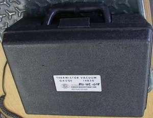 Refrigeration Thermistor Vacuum Gauge Robinair 14830