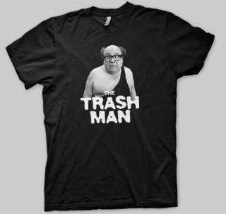 TRASH MAN Its Always Sunny Wrestling Paddys T Shirt