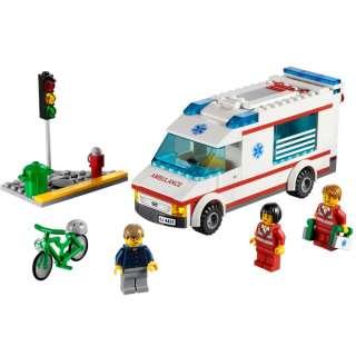 Lego City 4431 Ambulance New Boxed Hospital Car Doctor