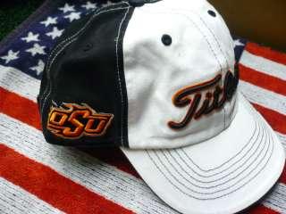 NEW 2011 Titleist Oklahoma State Cowboys Hat Cap