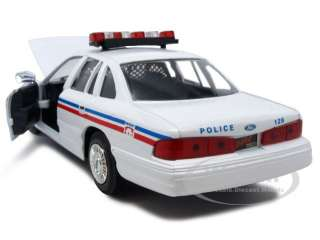 1998 FORD CROWN VICTORIA HAMILTON POLICE CAR 124