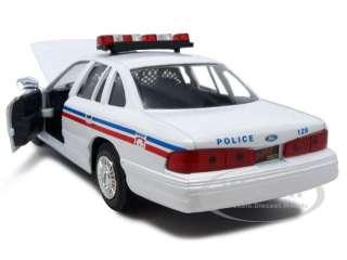 1998 FORD CROWN VICTORIA HAMILTON POLICE CAR 124