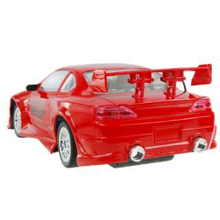 Radio Control Red Speed RC Racing Car Nascar drifting